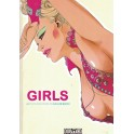 GIRLS. LIBRO DE ILUSTRACIONES DE GUILLEM MARCH