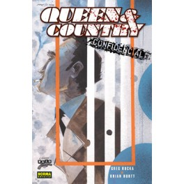 QUEEN & COUNTRY CONFIDENCIAL PACK 3