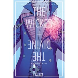 THE  WICKED + THE DIVINE 2. FANDEMONIUM